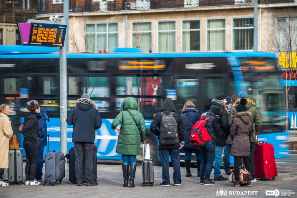 Közösségi közlekedés Budapesten